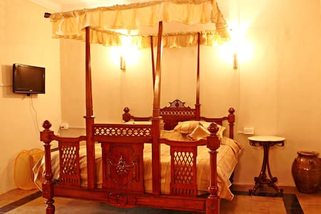 Emperor Room for your luxury stay
