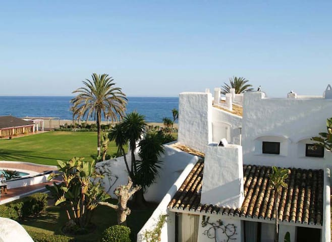 Lovely Apartment sea views 27/10 - Playa del Sol Villacana - Apartamento