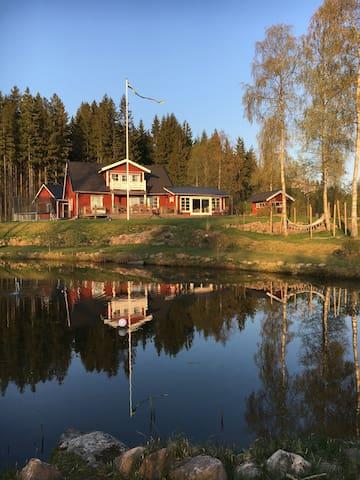 Fridfullt boende mellan Borås och Jönköping