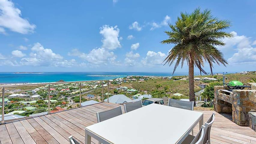 Dream Villa SXM Tintamarre