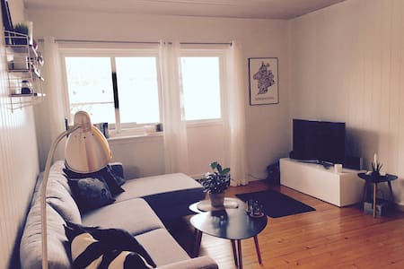 Lovely apartment in Moss/Jeløya - Moss - Lejlighed