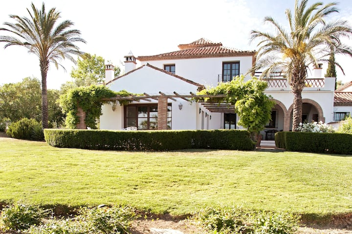 Lovely secluded villa near Gaucin, Andalusia