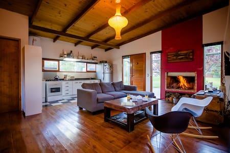 "Moderna Casa en El Tesoro ""Puri-Pei"""