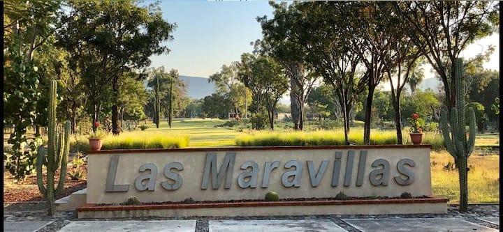 ¡Día de campo, golf y descanso! México