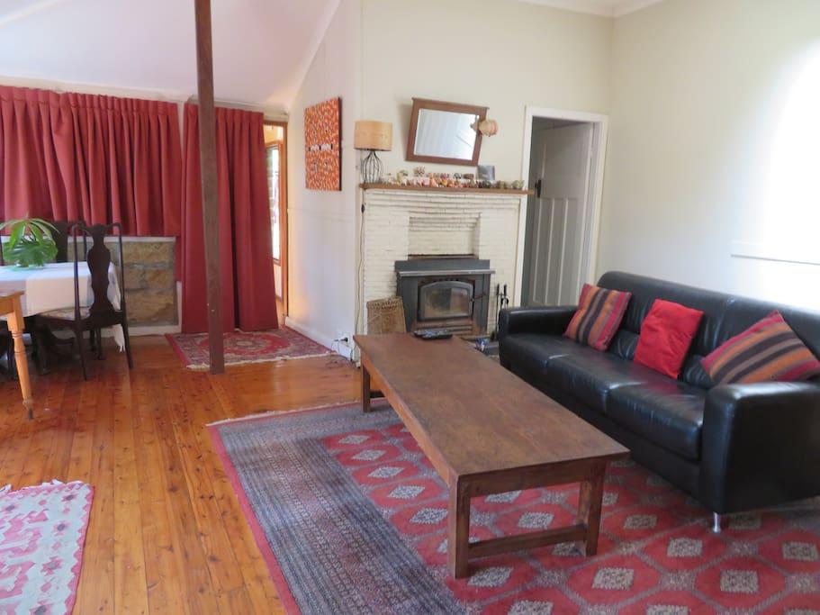 Second Loungeroom