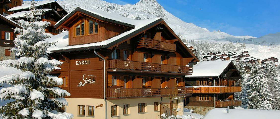 Superb 3 Bedrooms Apartment - Bettmeralp - Guesthouse