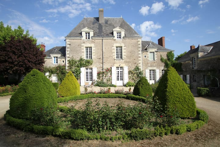 Gite dans manoir bords de Loire - Le Cellier - House