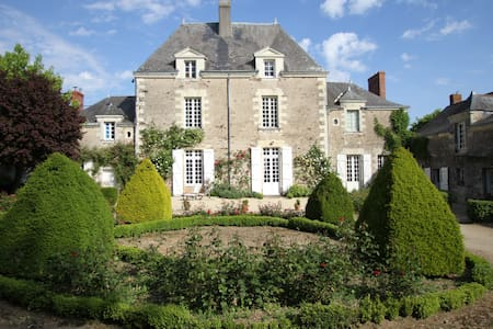 Gite dans manoir bords de Loire - Le Cellier - บ้าน