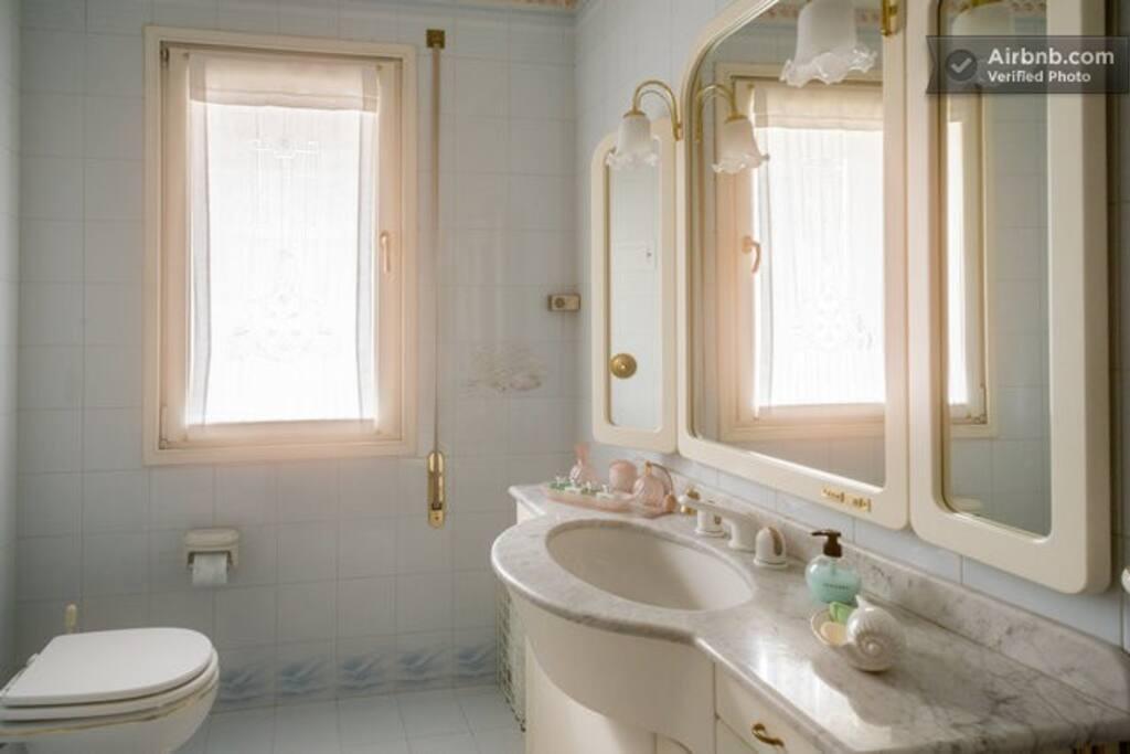 dettagli mobile bagno