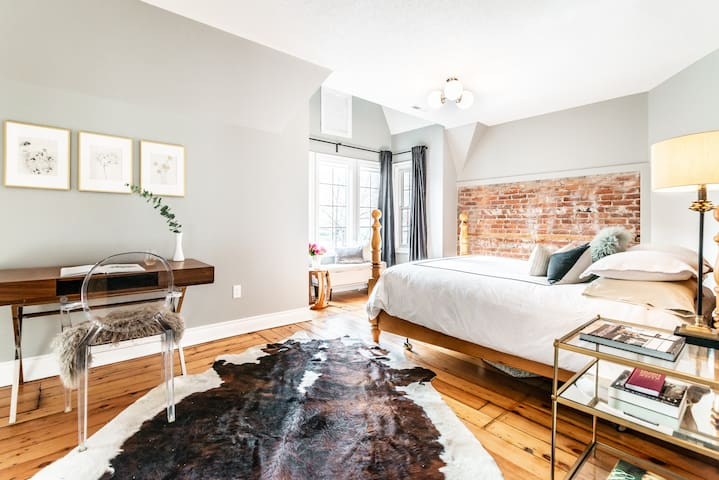 woolverton inn - dorchester suite
