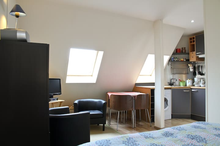 "charming studio in ""Triangle d'Or"" - Paris - Apartment"