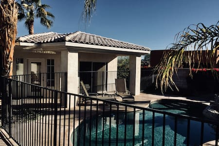 Perfect Casita to Relax after Soaking up the Sun