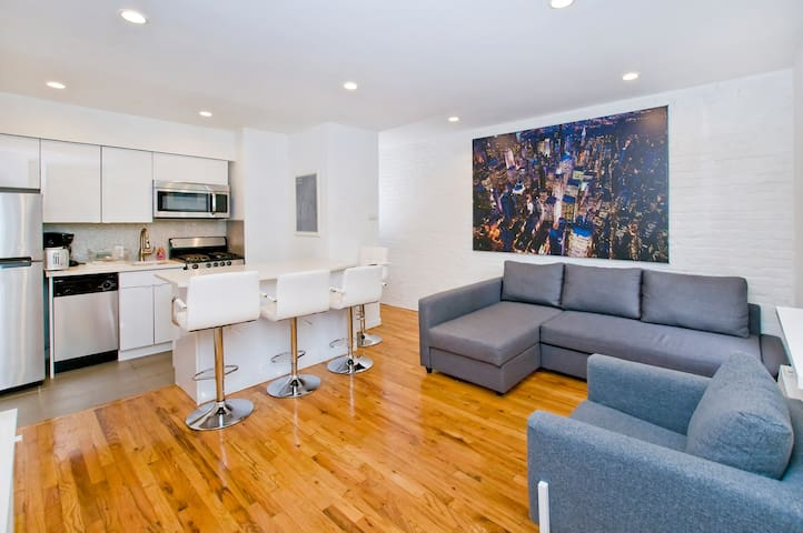 Lovely 1 BR in Prime Location on E 26 & 3 - NYC