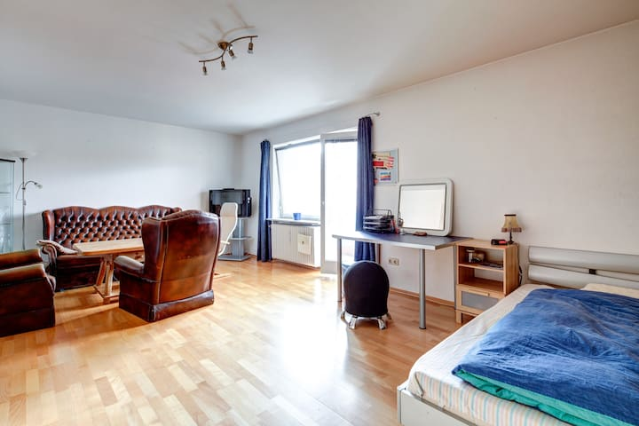 Nice apartment during Oktoberfest - München - Appartement