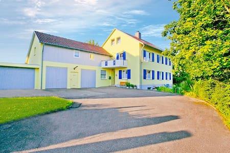 """Auszeit-Ferienwohnung Veringenstadt """"Sternenzelt"""" - Veringenstadt"""