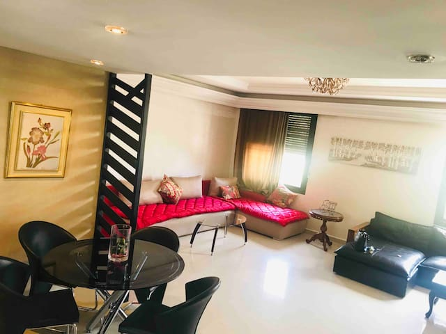 Nice flat on the heart of Mahaj riad,Near THE ViEW