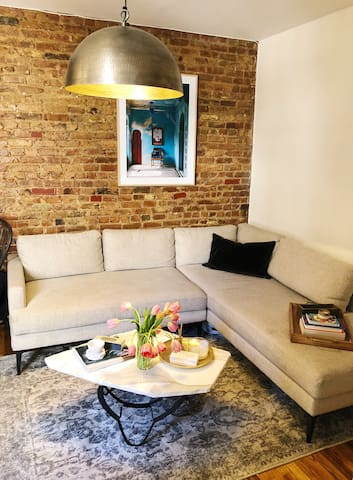 Cozy, sunlit room in the heart of West Village.