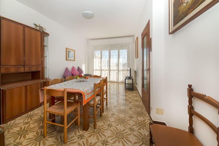 Appartamento vista mare - Misano Adriatico - Daire