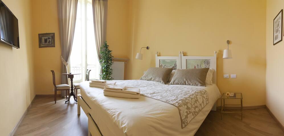 B&B Il Gioiellino: Primo Sole room - Torino - Bed & Breakfast