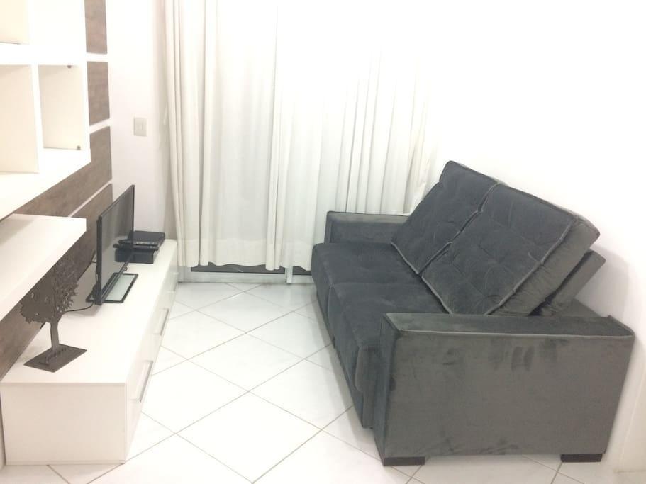 Sala de TV e Sofá