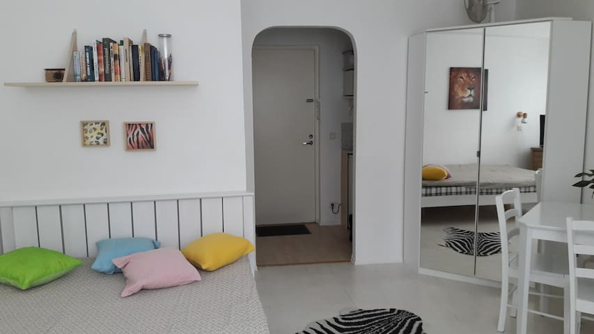 A cosy apartment in the Pärnu city centre