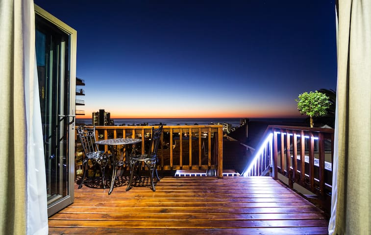 AMAZING VIEW Studio Upper Sea Point - Cape Town - Leilighet