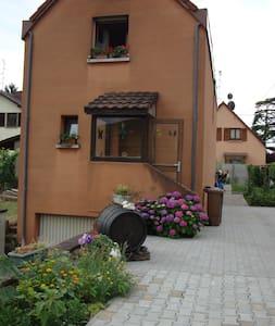chambre dans maison individuelle - Turckheim
