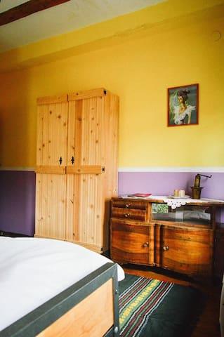 Bedroom 1 (Upper floor)