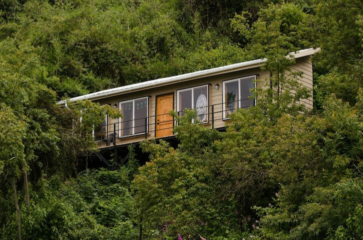 Cómodas cabañas privadas en Mantilhue