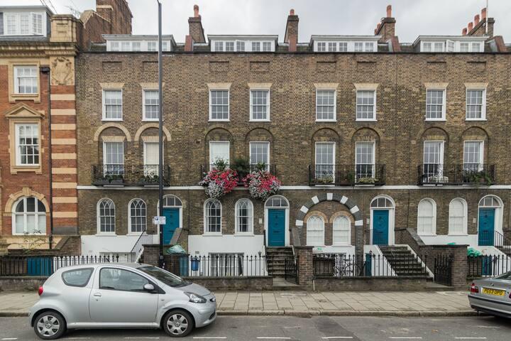 Georgian Terrace Block