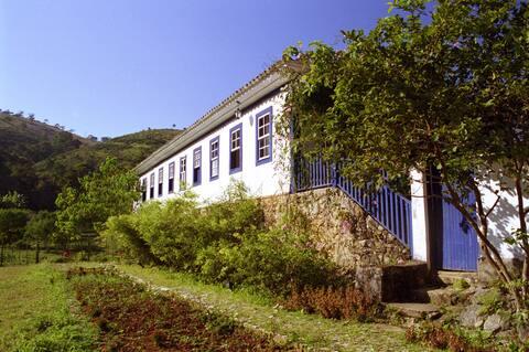 Historical farm in Minas Gerais