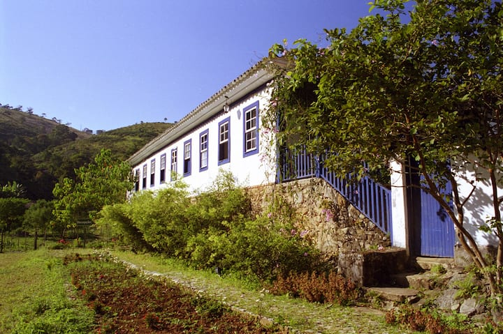Historical farm in Minas Gerais