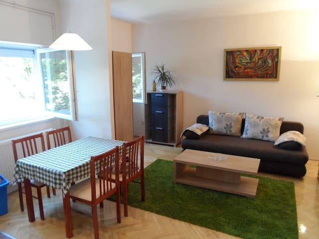Appartement charmant et calme - Budapest - Apartemen