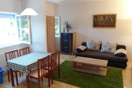 Appartement charmant et calme - Budapeste