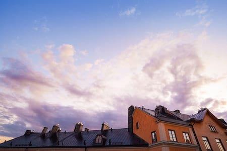 Central 1-room studio - Stockholm
