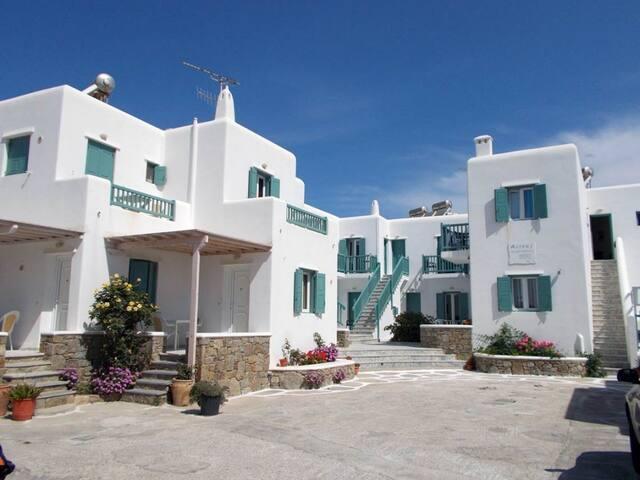 Celeste apartments - Ornos - Wohnung