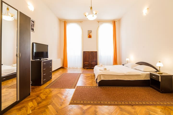 Old Town Apartment★1min to Central Square★Spacious