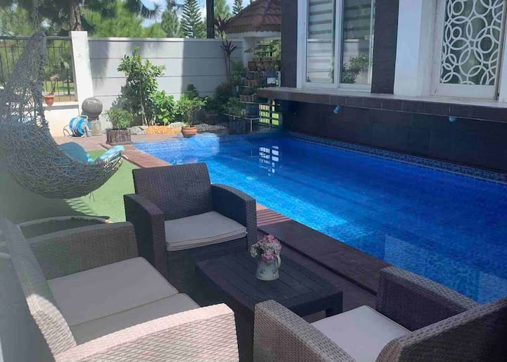 RELAXING @AMORE (1 BR house w/ Private Pool)