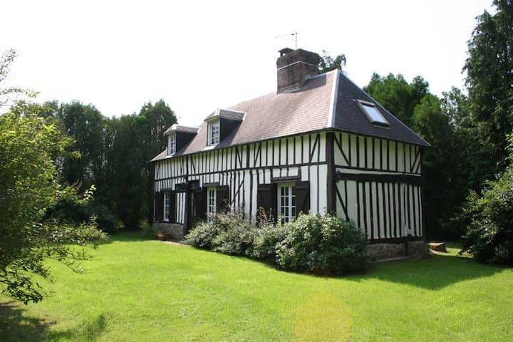 Maison de charme Normande - Drucourt - House