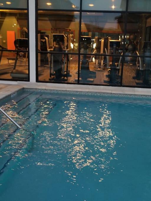 5 ft swimming pool