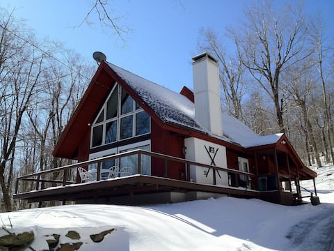 Ski Chalet 1 mile from Bromley Mt., Vermont