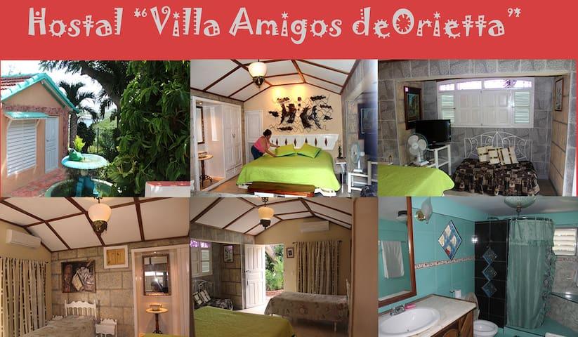 Villa de Orietta y Danilo - Bungalow 1 - Santiago de Cuba - Bungalow