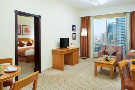 1 Bedroom Apartment in The  Heart of Sharjah