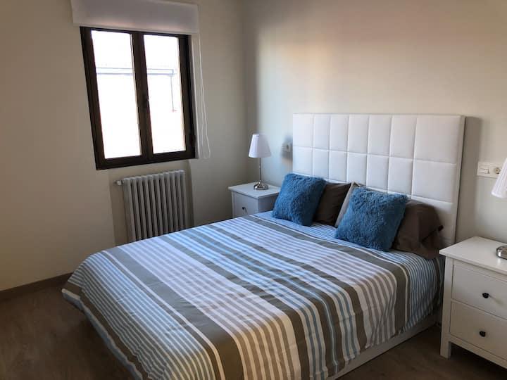 Precioso apartamento en Catedral/Muralla con Wifi