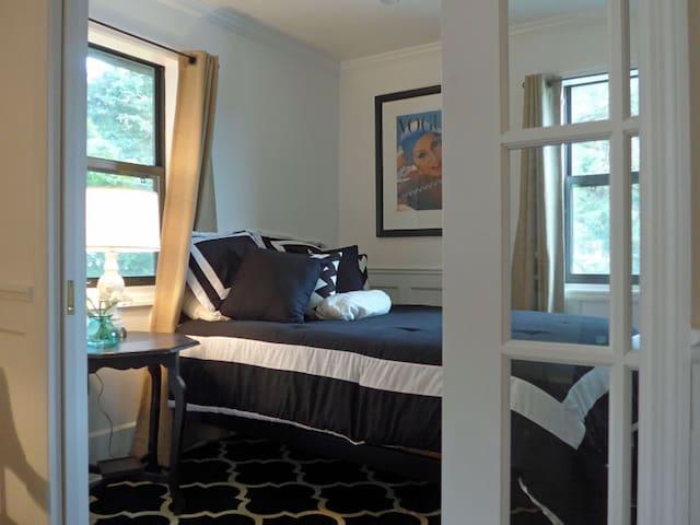Bedroom Pocket Doors