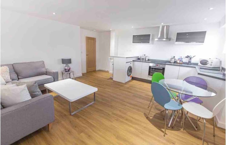 Brackmills 1 bed Apartment