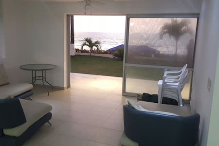 Suite frente al mar en Casa Blanca - Same - Apartmen