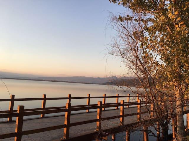 西昌湿地公园云里客栈 - Liangshan - Hospedaria