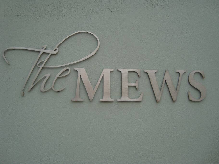 The Mews - we live here