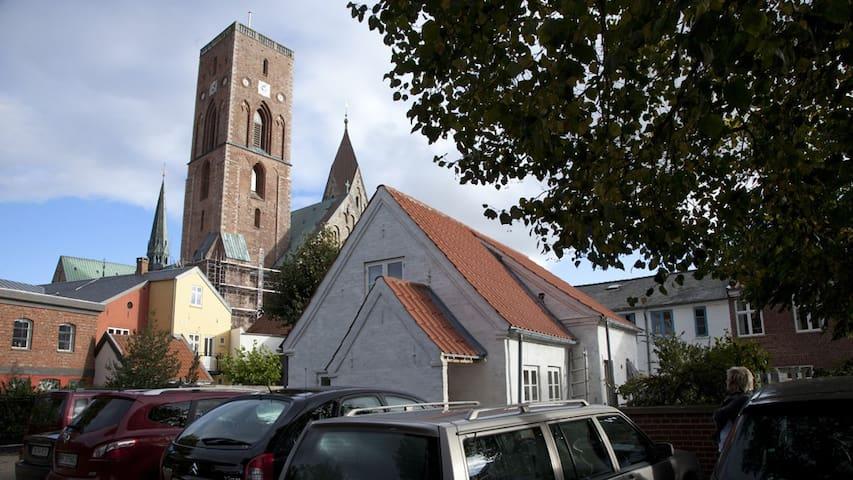 Rebslagerhuset - Ribe - Radhus